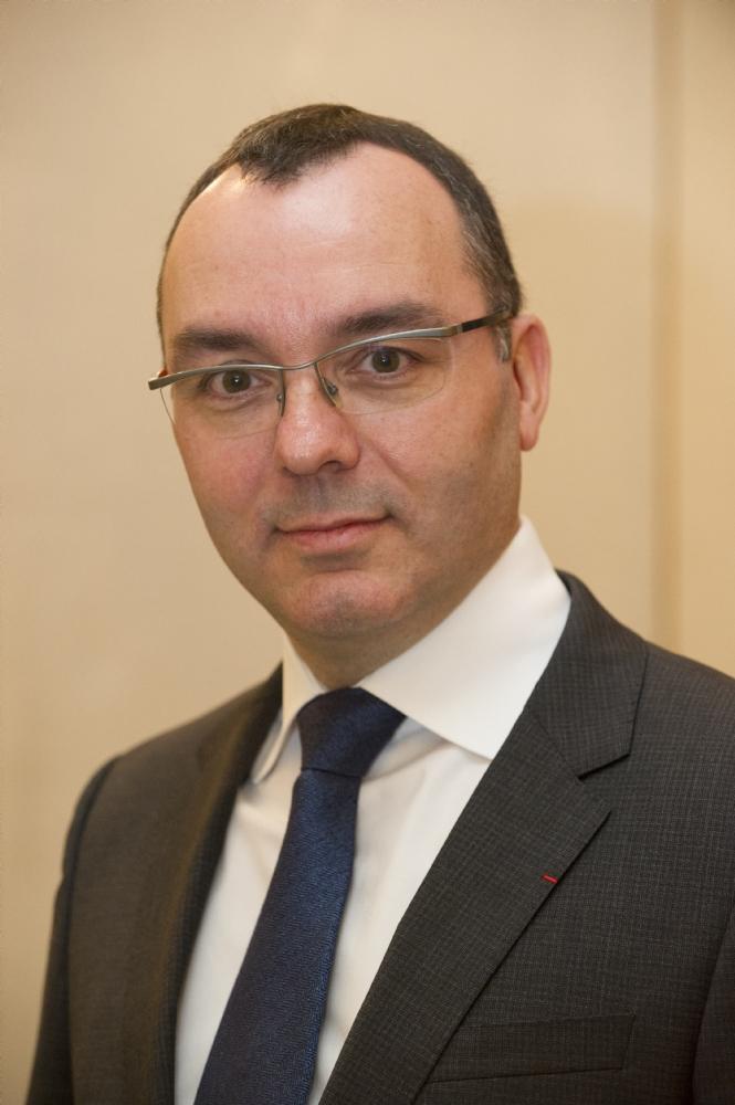 """Hugues Bied-Charreton, Daf du ministère de la Défense: """"je vois le back office d'une très grosse entreprise industrielle..."""