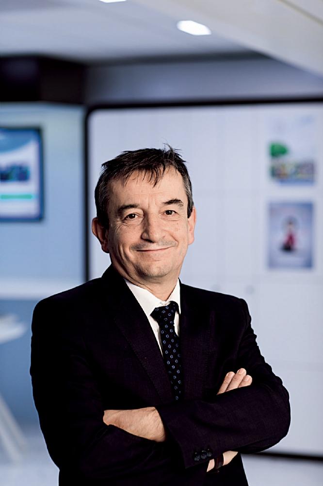 Bertrand Pouilloux, directeur achats de Enedis
